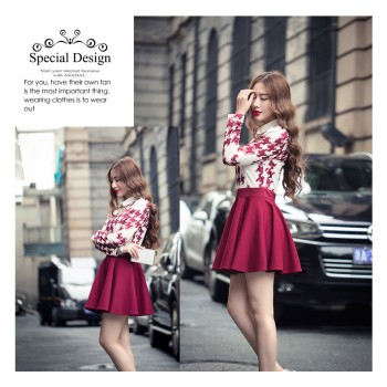 dress-cotton-warna-merah-77183-kode-RJ-XY61124-MERAH