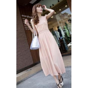 long-dress-chiffon-lace-warna-pink-21700-kode-RJ-XY61029-PINK