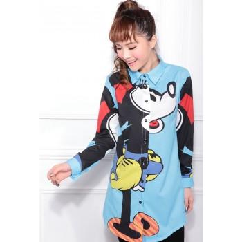 blouse-polyester-warna-biru-31894-kode-RJ-XY61152-BIRU