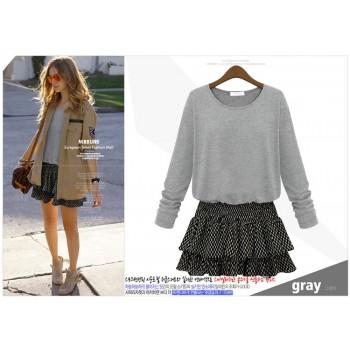 dress-cotton-chiffon-warna-abu-77718-kode-RJ-XY61145-ABU