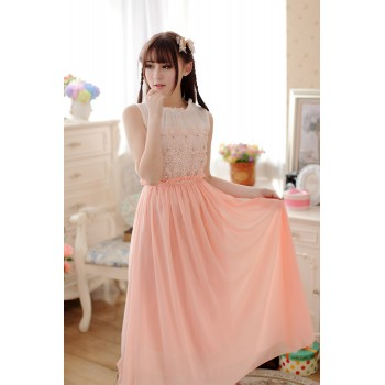 long-dress-chiffon-warna-pink-11901-kode-RJ-XY61149-PINK